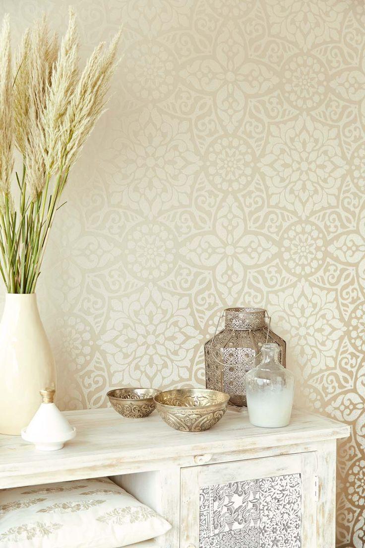 YASMIN Wallpaper Pattern No 341700 – Aspiring Walls