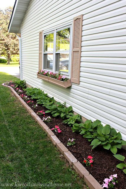 Landscaping Ideas Along Side Of House : Side yard landscaping ideas for of house g