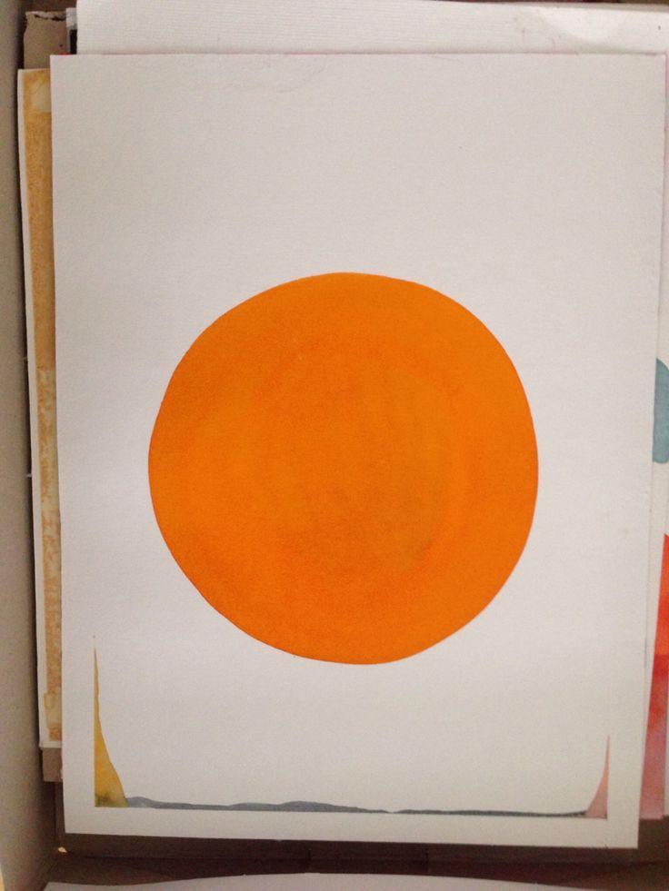 Artwork. Iben Munnecke. Paper. Tusch.
