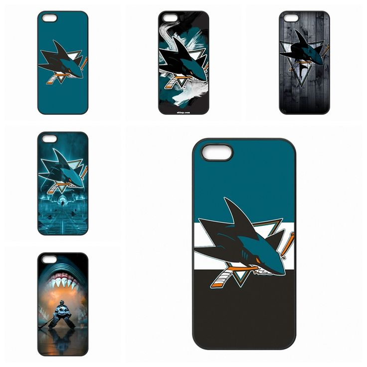 For Samsung Galaxy S2 S3 S4 S5 S6 S7 edge mini Active Ace Ace2 Ace3 Ace4 NHL San Jose Sharks Free Shipping