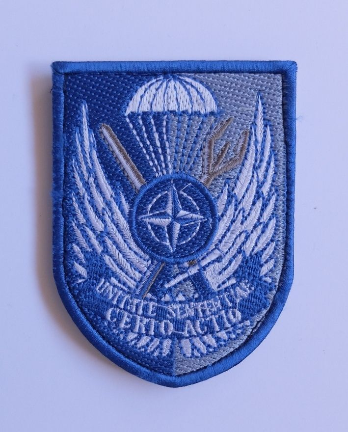 NATO SOF HQ in Afghanistan theater made special forces patch in Collectables, Militaria, Other Militaria | eBay