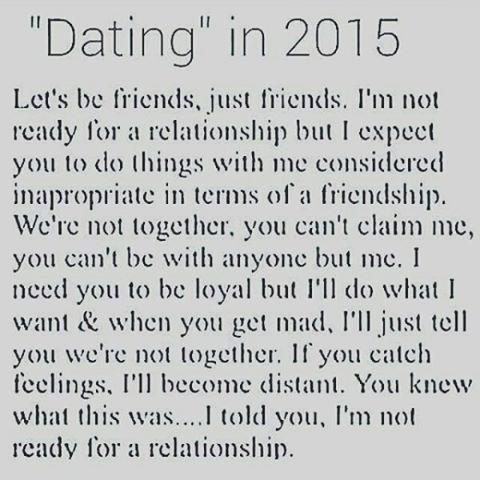 dating 2015