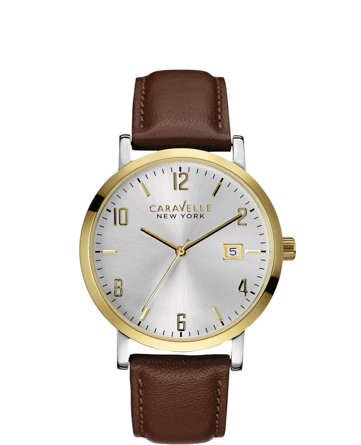 Caravelle new york men 39 s watch 44b108 retail price 100 in stock watches are 30 off and for Retail price watches