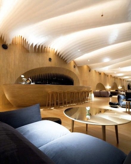 Lobby or common room - sculptural features - Hotel Hilton Pattaya