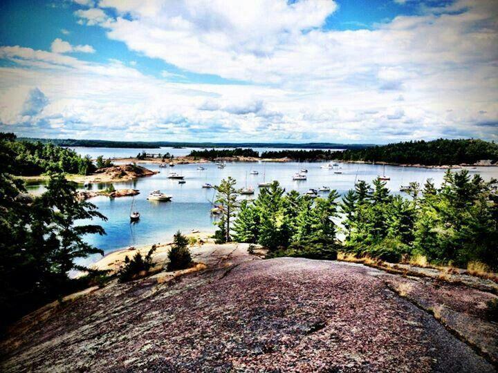 Benjamin Islands Ontario Canada