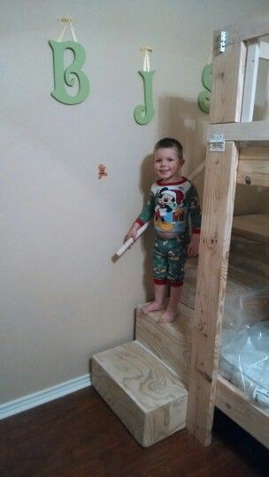 10 best images about diy toddler bunk bed on pinterest from home stairs and air freshener. Black Bedroom Furniture Sets. Home Design Ideas