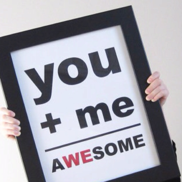 cute: Awesome Prints, Best Friends, Equality Awesome, Art Prints, Random Ideas, Black White, Scrapbook Layout, Valentine, Awesome Art