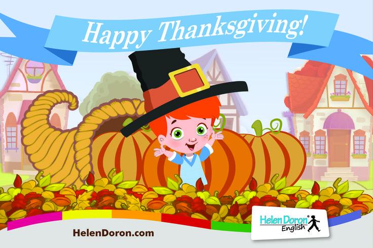 """""""Happy Thanksgiving! - să aveți pentru ce să fiți fericiți și recunoscători de Ziua Recunoștinței!"""""""