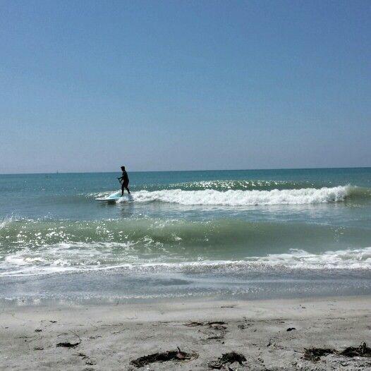 Spring Surf in Florida