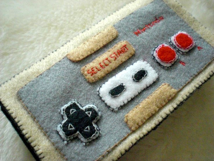 Nintendo mobile pouch