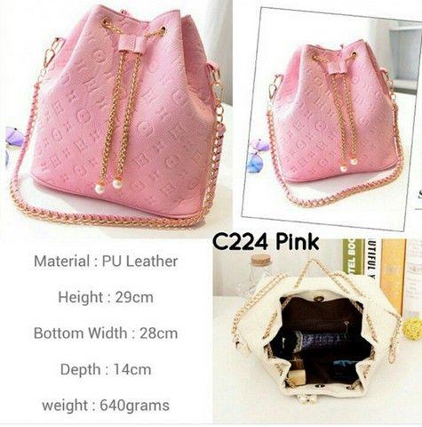 murah C224 Pink