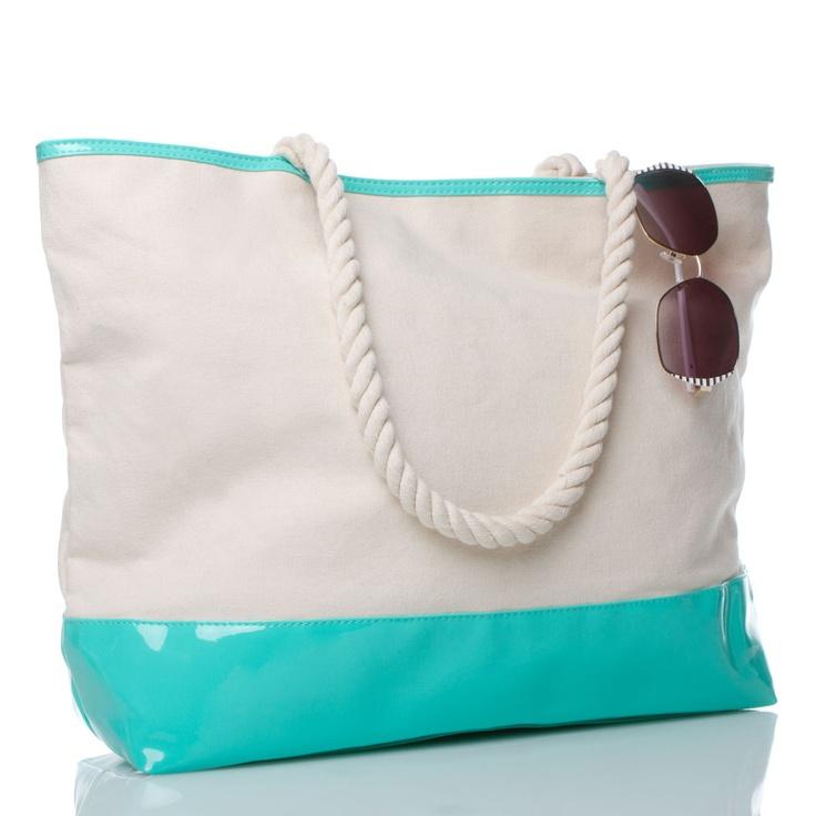 Cute Beach Bag From Shoedazzle