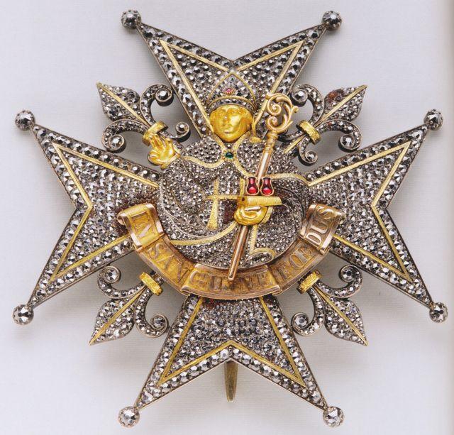 Insigne e Reale Ordine di San Gennaro