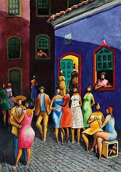 Obras de Hector Julio Paride Bernabó - Hector Carybé - Carybe - Catálogo das Artes