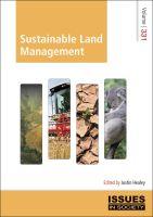 Volume 331 - Sustainable Land Management @thespinneypress #thespinneypress #spinneypress #issuesinsociety #landmanagement #sustainability