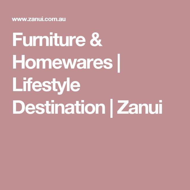 Furniture & Homewares | Lifestyle Destination | Zanui