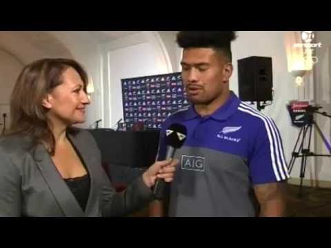 Ardie Savea his decision to leave 7's - YouTube