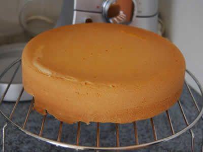 Génoise au cookeo, une génoise pour vos tartes facile à cuisiner avec votre cookeo, voila la recette facile pour la faire.