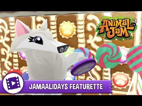 Animal Jam - Play Wild! - Jamaalidays Featurette 2015 - YouTube