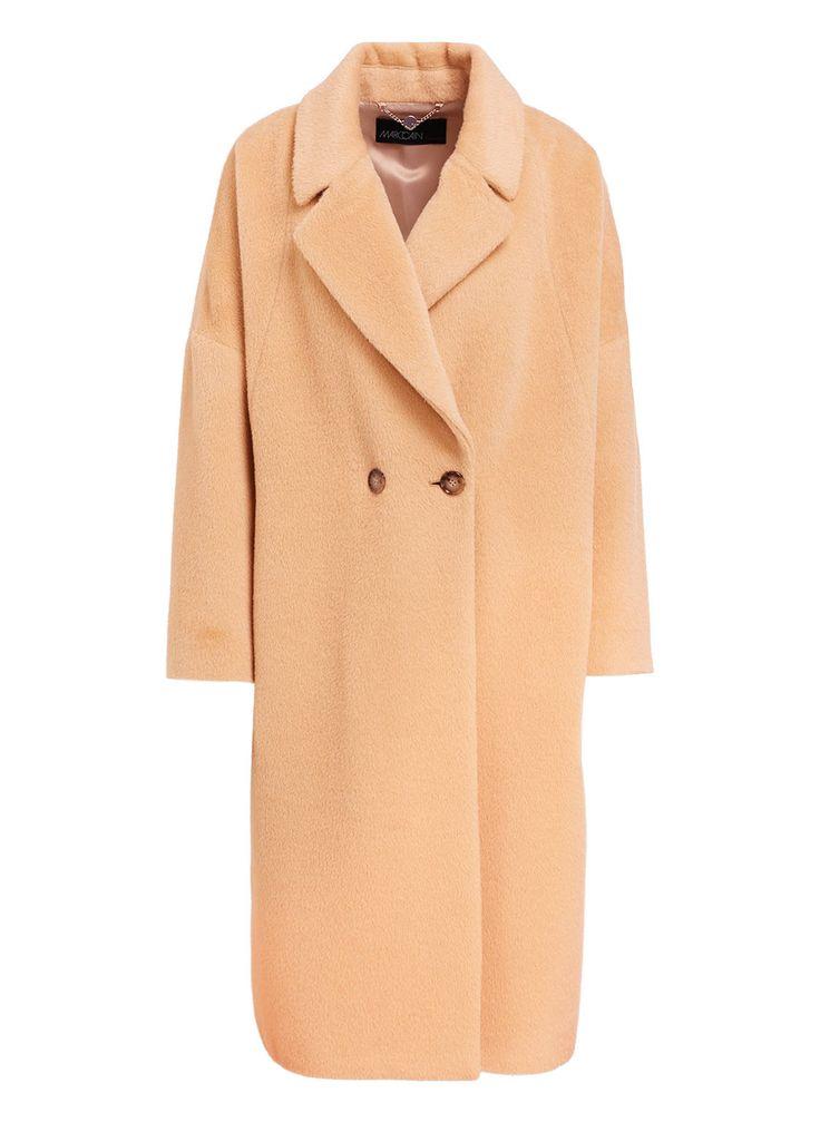Marccain Alpaka Mantel In 2020 Mantel Alpaka Und Kleider