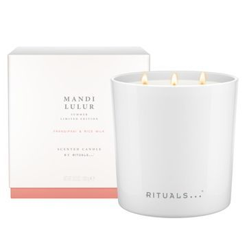 XL Mandi Lulur CandleXL Mandi Lulur Candle