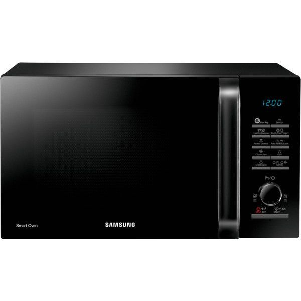 Samsung Mc28H5125Ak 28-Litre, 900-Watt Combination Microwave With... ($215) ❤ liked on Polyvore featuring home, kitchen & dining, small appliances, pizza grill, samsung, samsung convection oven and digital turntable #SamsungHomeAppliances
