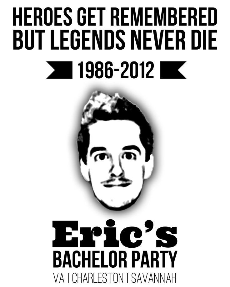 eric's bachelor party shirts - http://itskylepatrick.com