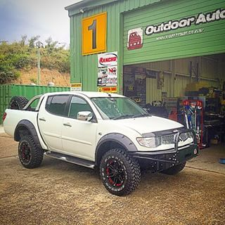 52 best custom ute trays images on pinterest plate 4x4 mitsubishil200 #6
