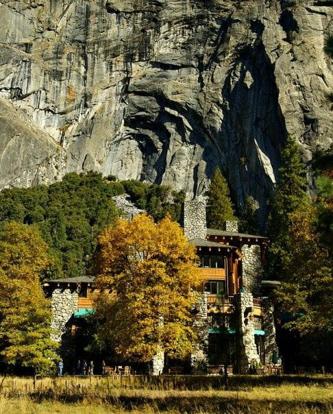 17 Best Images About The Ahwahnee-Grand Railroad Hotels Of