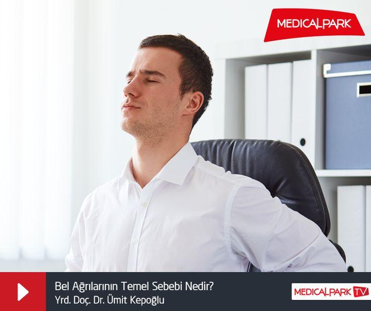Medical Park Gebze Hastanesi Beyin ve Sinir Cerrahisi Bölümü'nden Yrd. Doç. Dr. Ümit Kepoğlu, bel ağrıları hakkında bilgilendiriyor. http://www.medicalparktv.com/bel-agrilarinin-nedeni/ #bel #belağrısı