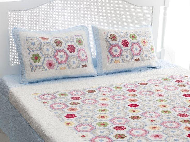 patchwork, yatak, oda, nevresim, dizayn