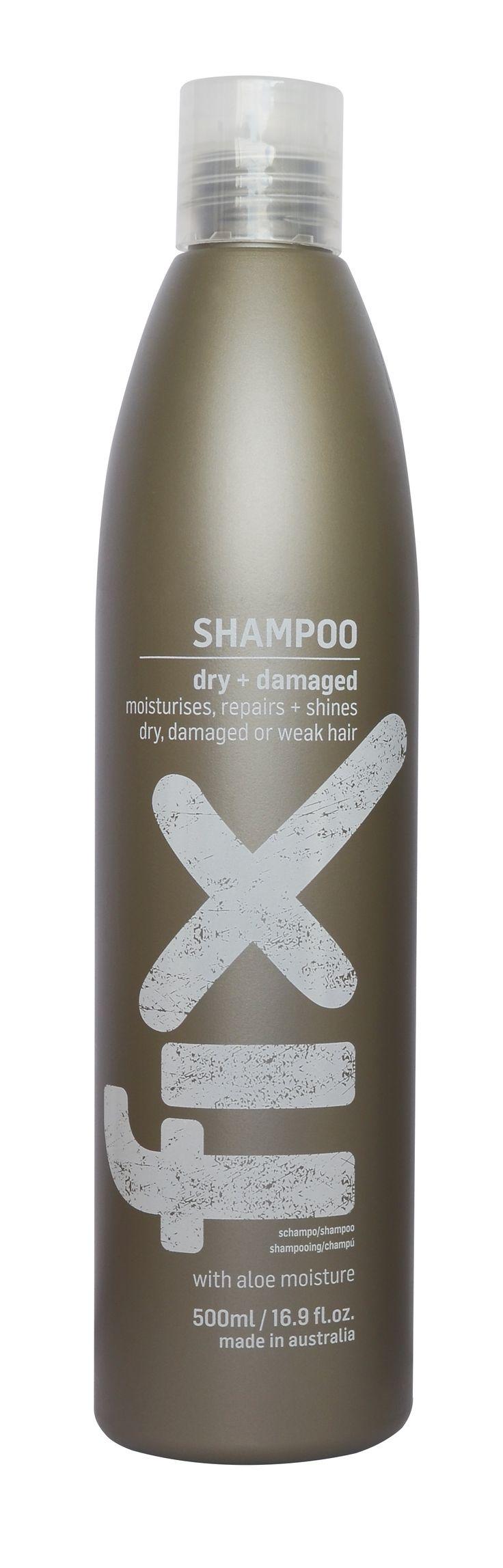 hairjamm, fix, dry, damaged, highlighted, hair, haircare, aloe moisture, moisturises, repairs, australian made, JuuceAustralia
