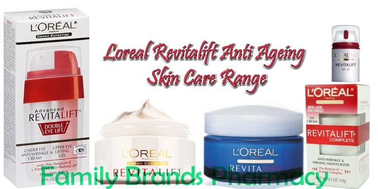 Support your skin in your 30s with Revitalift