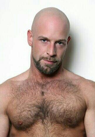 Bald, yet hairy