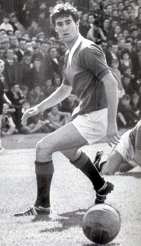 Slim Jim Baxter, blessed with talent, ruined by drink. Wembley 67' a moment in Scottish sporting folklore, juggling the ball in the air against the English. To quote Braveheart, he was a 'warrior poet'