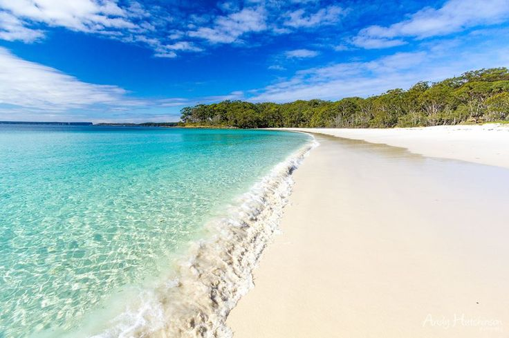 Green Patch, Jervis Bay, NSW, Australia