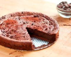 Gâteau fondant au chocolat Ingrédients
