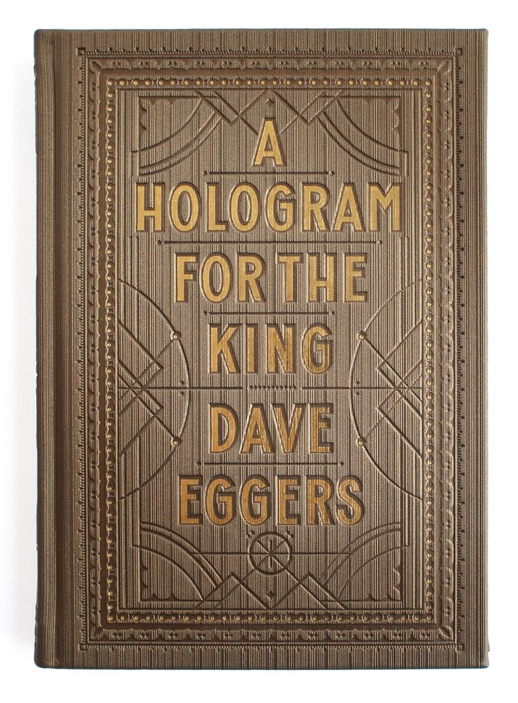 Love Jessica Hische's book cover for Dave Eggers. Reeeeally nice. http://jessicahische.is