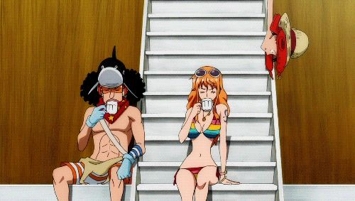 Who Else But Luffy