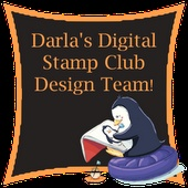 Digi Darla Digital Stamps!