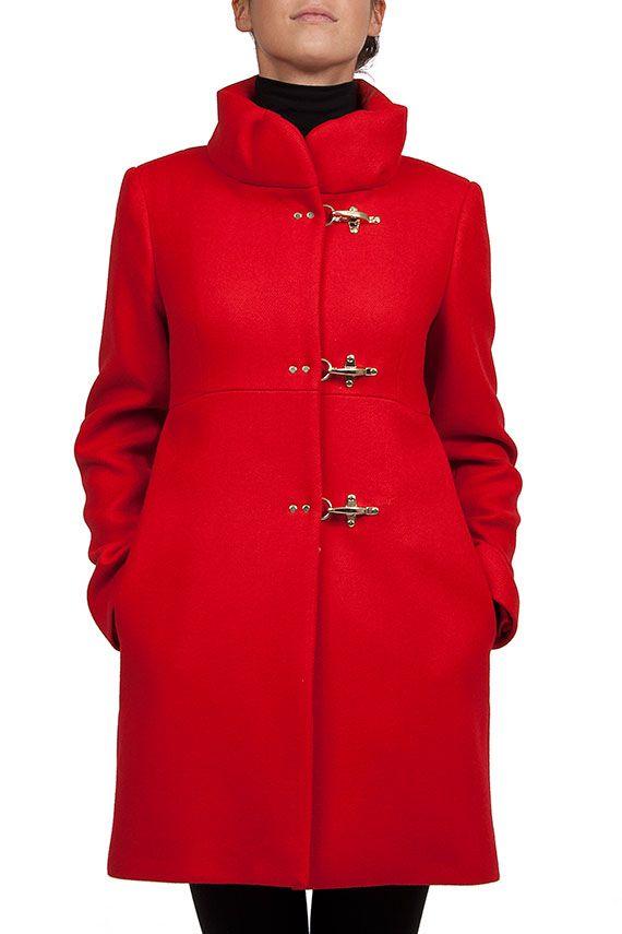 Groppetti Luxurystore CAPPOTTO ROMANTIC - Abbigliamento - Donna  #fay #woman