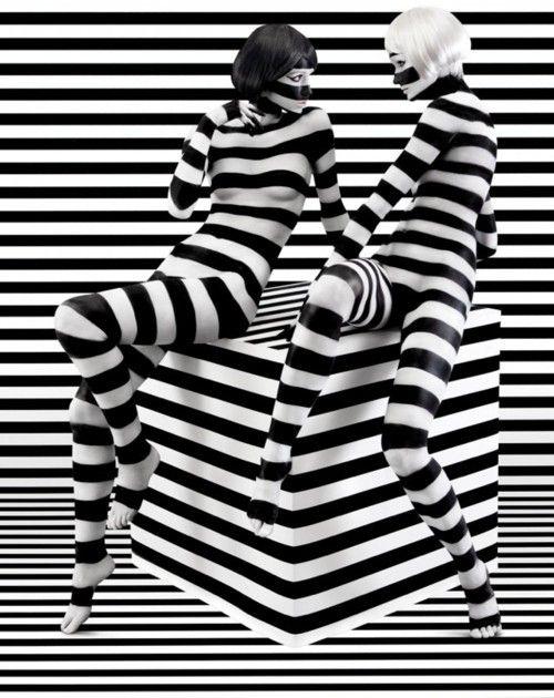Stripes Vogue...