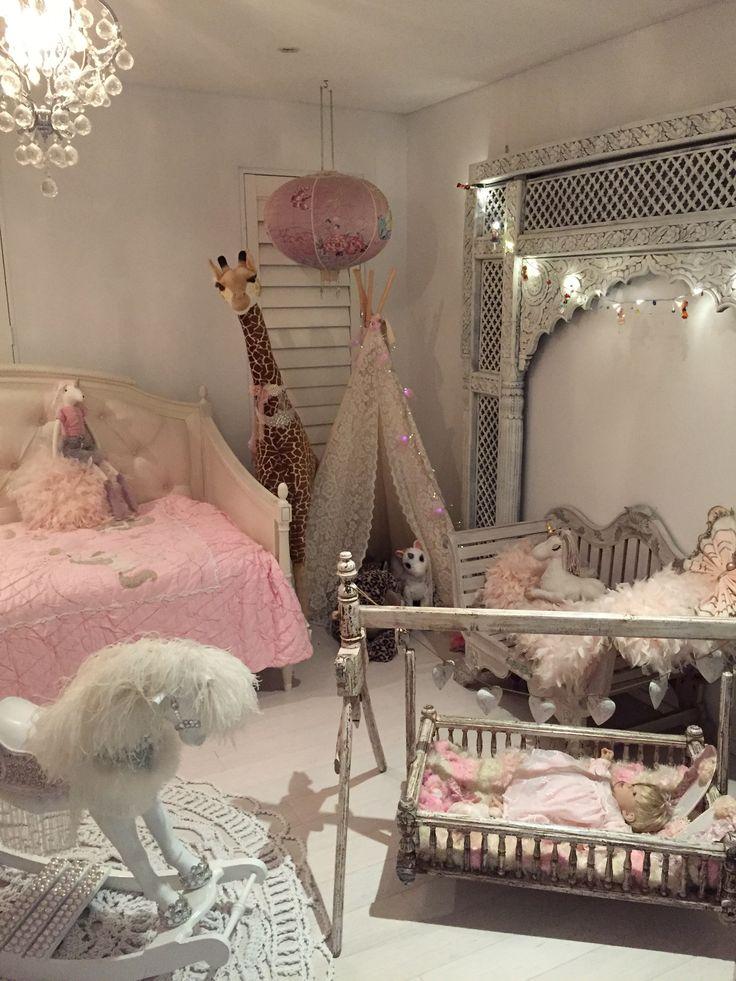 SibellaCK Princess meets India Bedroom