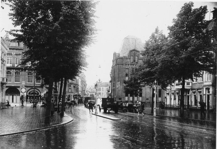 Verlengde Herestraat ca 1930