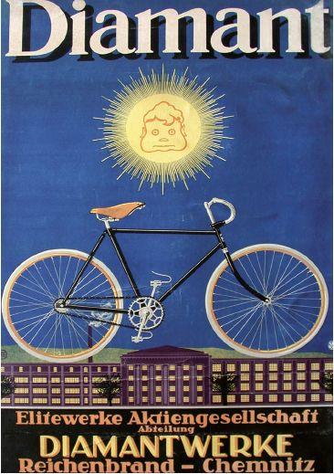 Diamant Fahrräder ~ Anonym