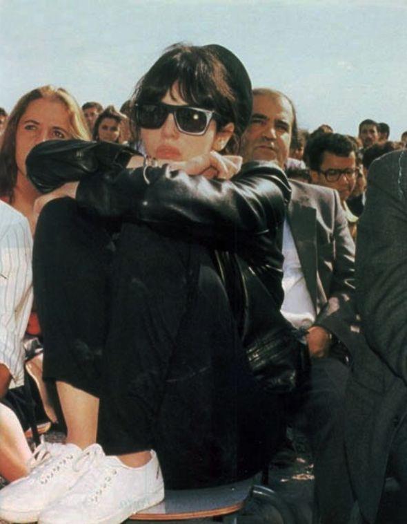 Isabelle Adjani en Algérie, 1988