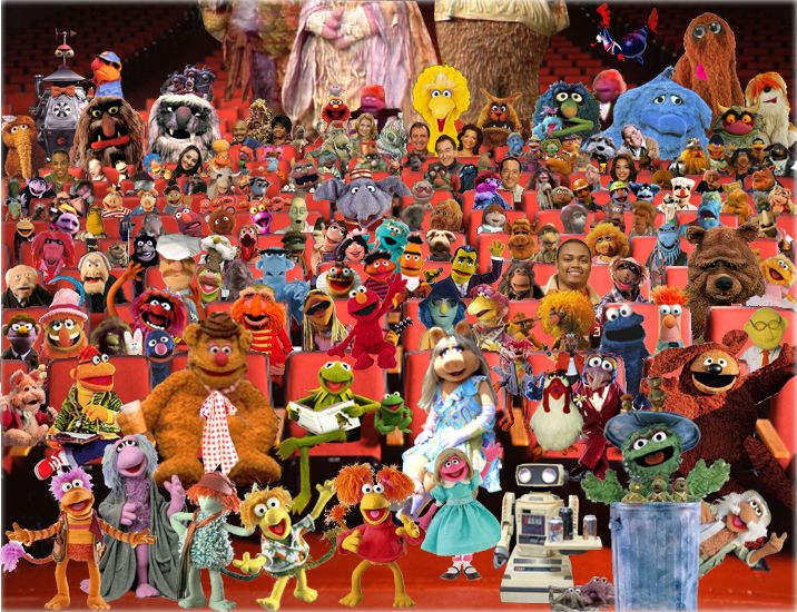 muppets names - Google Search