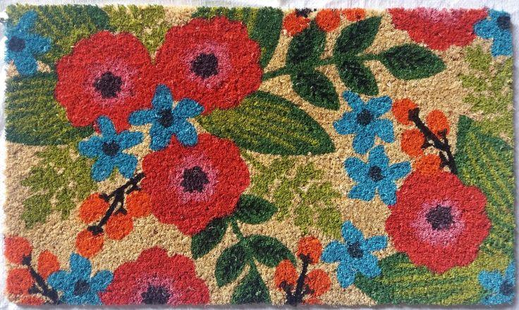 7 Best Door Mat Images On Pinterest Coir Doormat Door