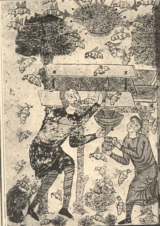 medieval beekeeper 1