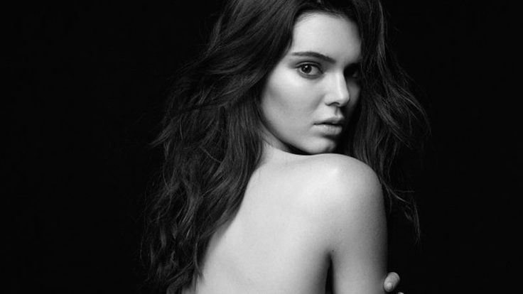 Kendall+Jenner+Strips+Down+For+Her+First+Calvin+Klein+Underwear+Campaign+|+StyleCaster